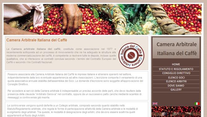 Camera Arbitrale Italiana del Caffè