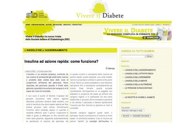 Vivere il Diabete