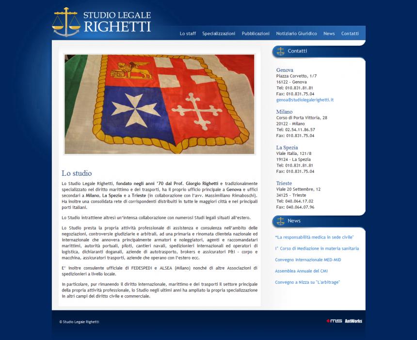 Studio Legale Righetti