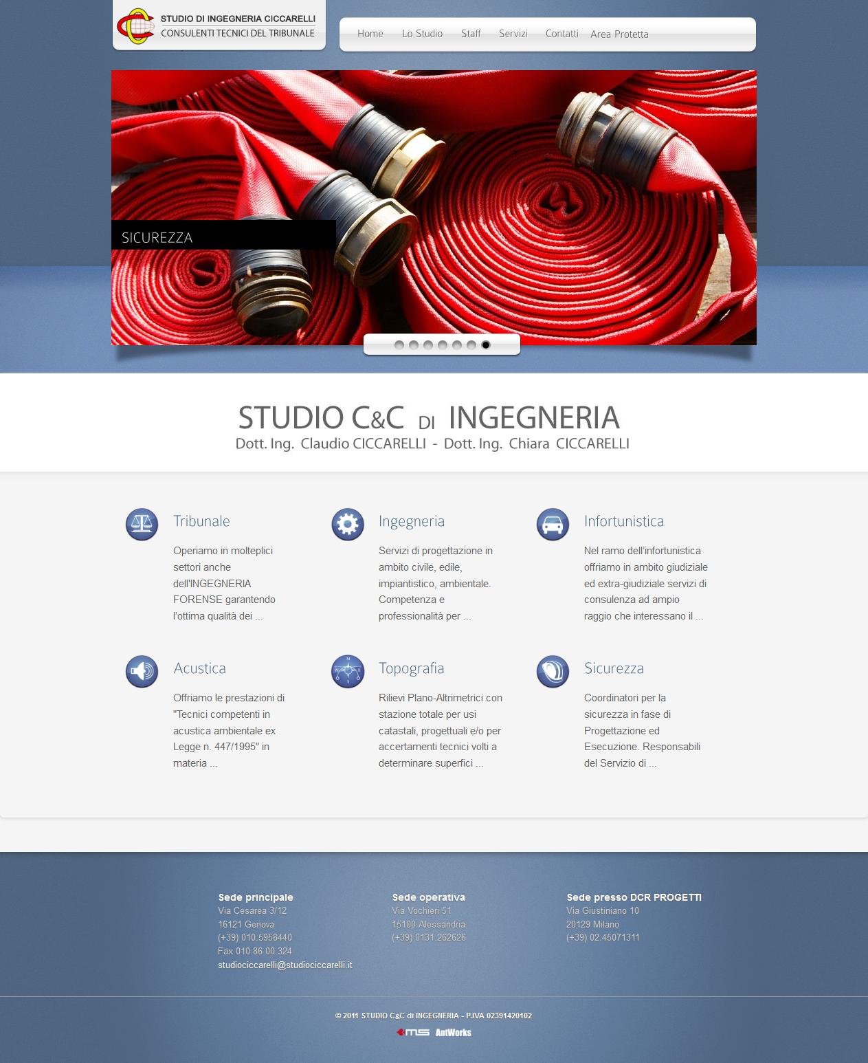Studio Ciccarelli Genova