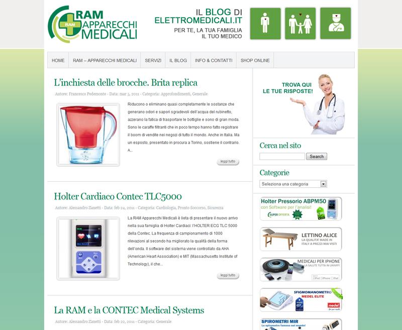 Ram Apparecchi Elettromedicali