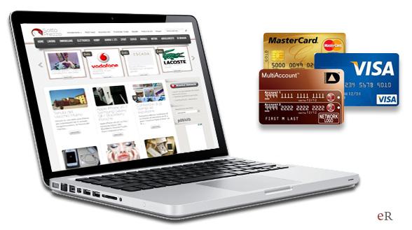 Siti di vendita e commerce for Design vendita online